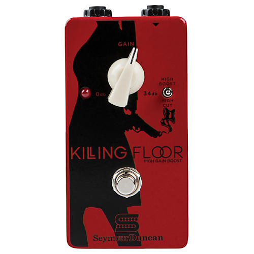 Seymour Duncan Killing Floor High Gain Boost Pedal thumbnail
