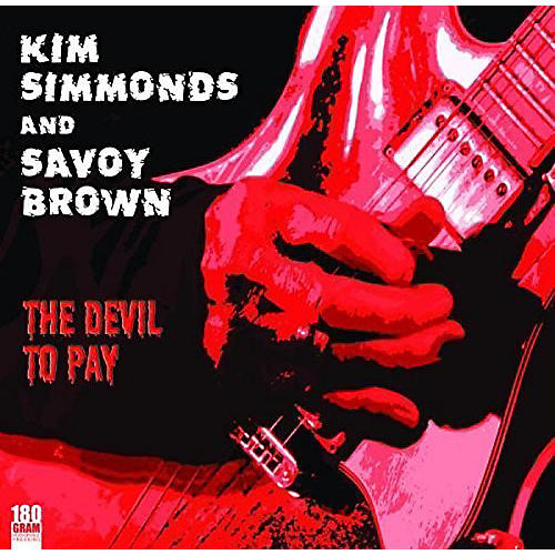 Alliance Kim Simmonds and Savoy Brown - Devil To Pay thumbnail