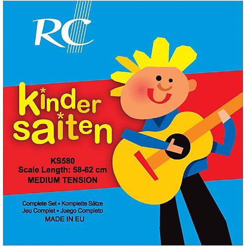 RC Strings Kindersaiten KS580 Nylon Guitar Strings (58-62) thumbnail