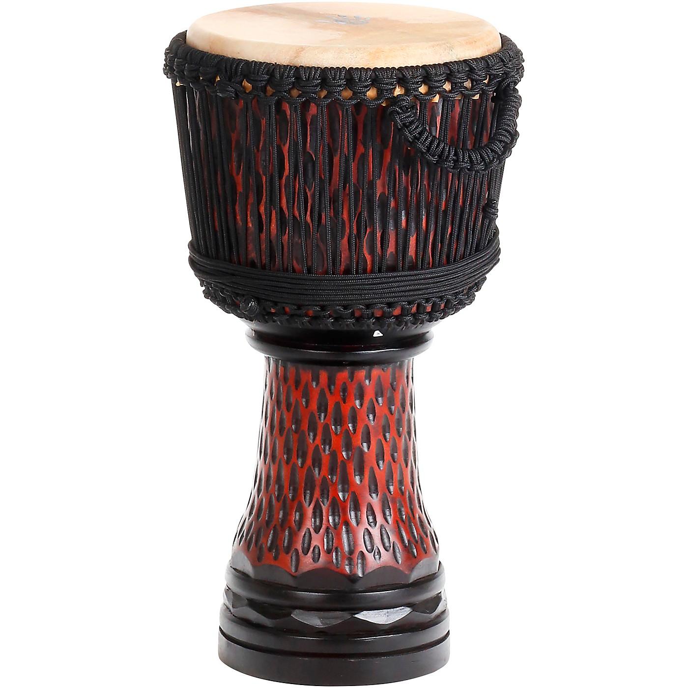 X8 Drums King Cheetah Elite Pro Djembe thumbnail