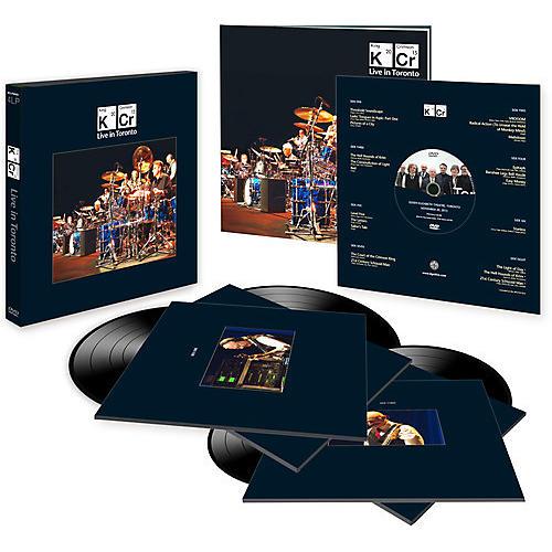 Alliance King Crimson - Live In Toronto: November 20th 2015 thumbnail