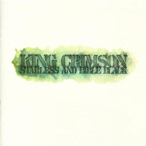 Alliance King Crimson - Starless and Bible Black thumbnail