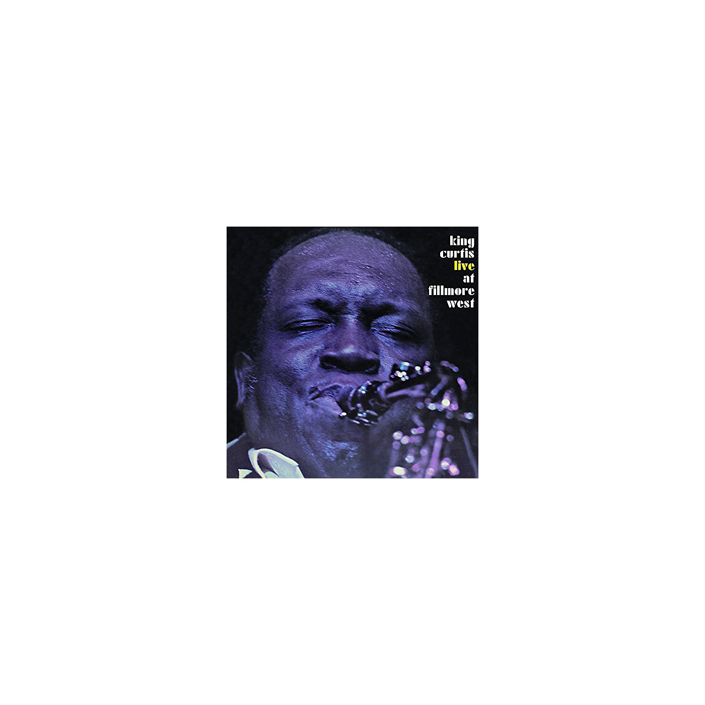 Alliance King Curtis - Live at Fillmore Qwest thumbnail