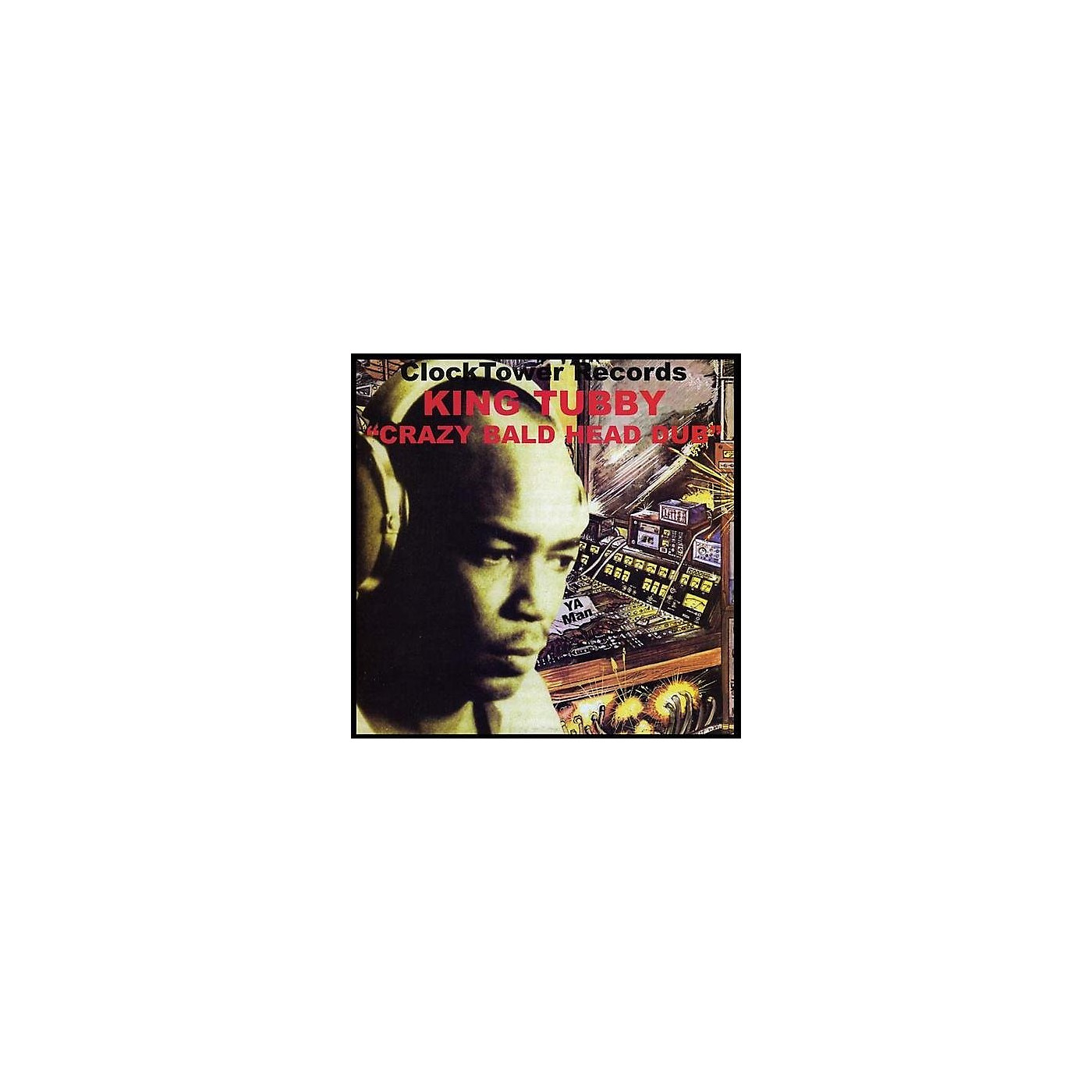 Alliance King Tubby - Crazy Bald Head Dub thumbnail
