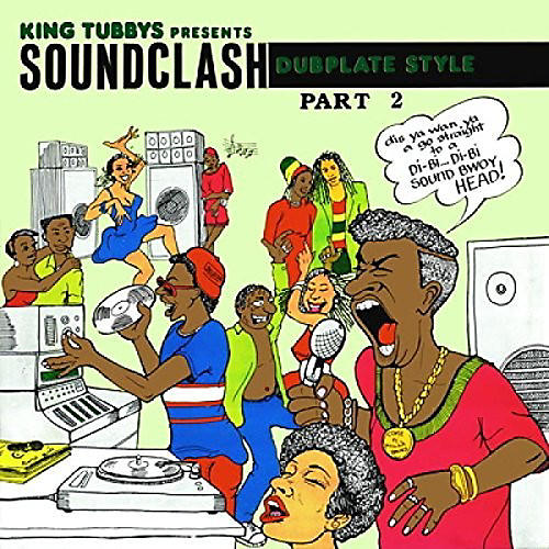 Alliance King Tubby - King Tubbys Presents: Soundclash Dubplate Style Part 2 thumbnail