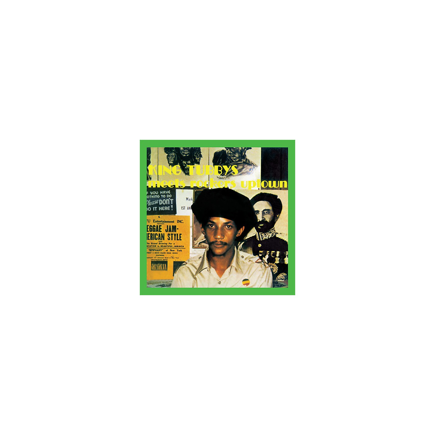 Alliance King Tubby - Meets Rockers Uptown thumbnail