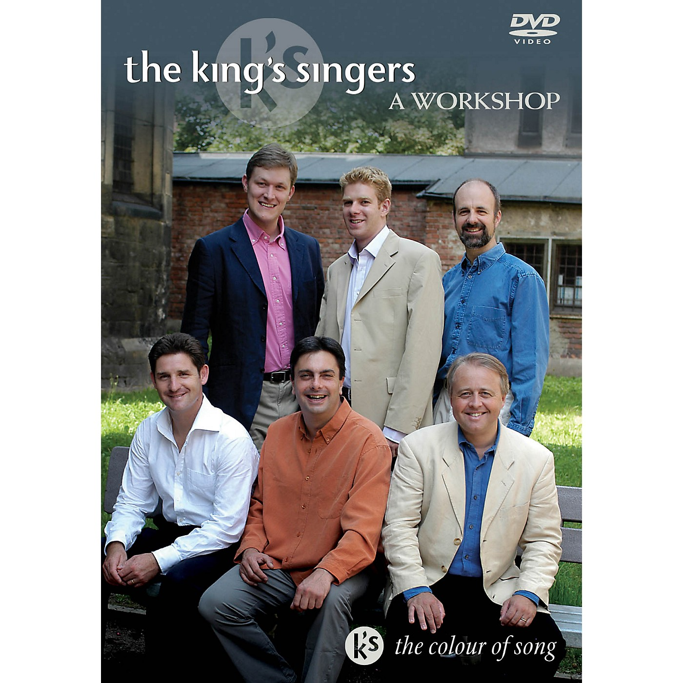Hal Leonard King's Singers - A Workshop DVD by The King's Singers thumbnail
