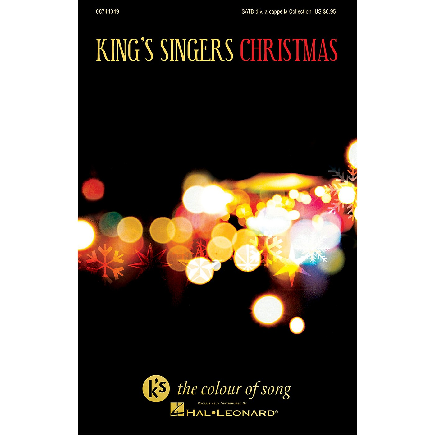 Hal Leonard King's Singers Christmas (Collection) SATB DV A Cappella by The King's Singers thumbnail