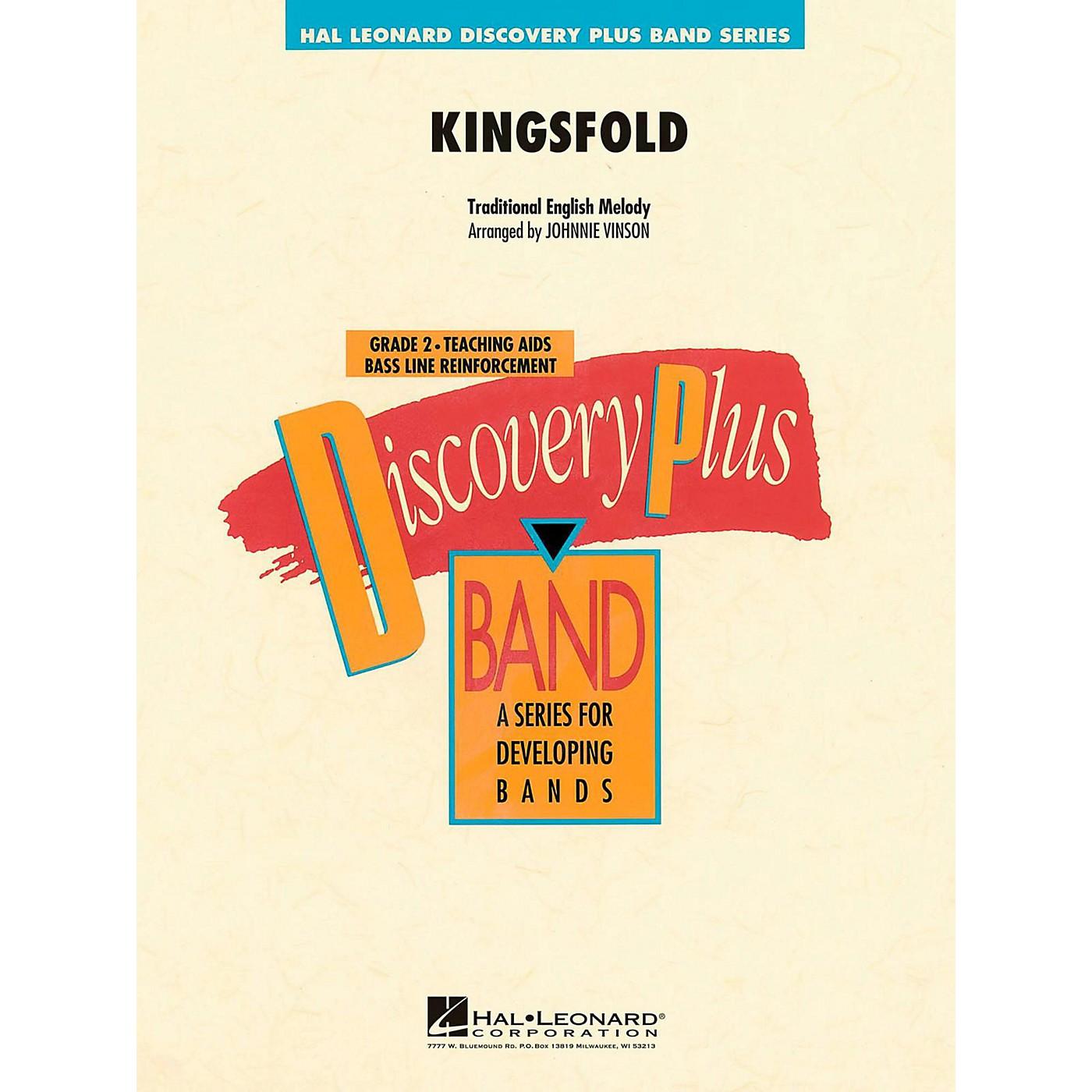 Hal Leonard Kingsfold Concert Band Level 2 thumbnail