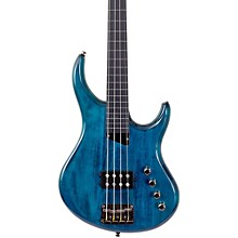 MTD Kingston Artist Fretless Bass Guitar