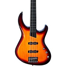 MTD Kingston Saratoga 4-String Fretless Electric Bass Guitar