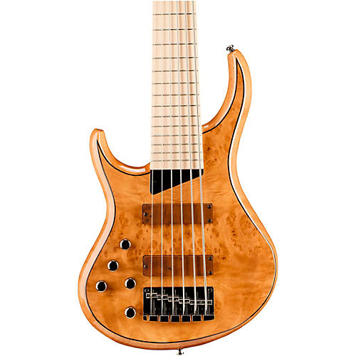 MTD Kingston Z6 6-String Left-Handed Maple Fingerboard Electric Bass thumbnail