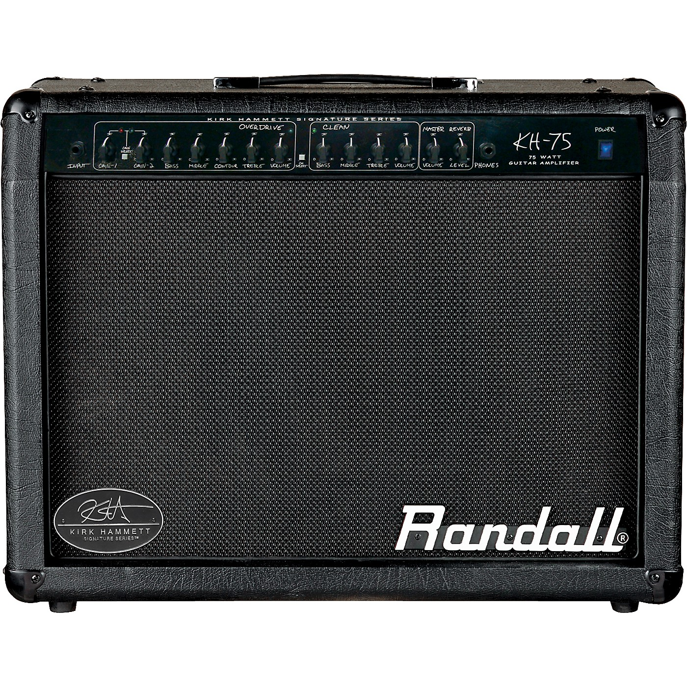 Randall Kirk Hammett KH75 75W 1x12 Guitar Combo Amp thumbnail