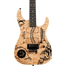 ESP Kirk Hammett Ouija Natural Custom Limited Edition Electric Guitar