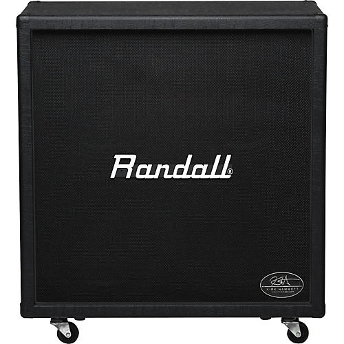 Randall Kirk Hammett Signature Series RS412KH100 400W 4x12 Guitar Speaker Cabinet thumbnail