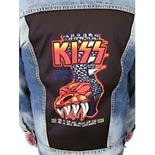 Dragonfly Clothing Kiss - 96' Gargoyle - Womens Denim Jacket