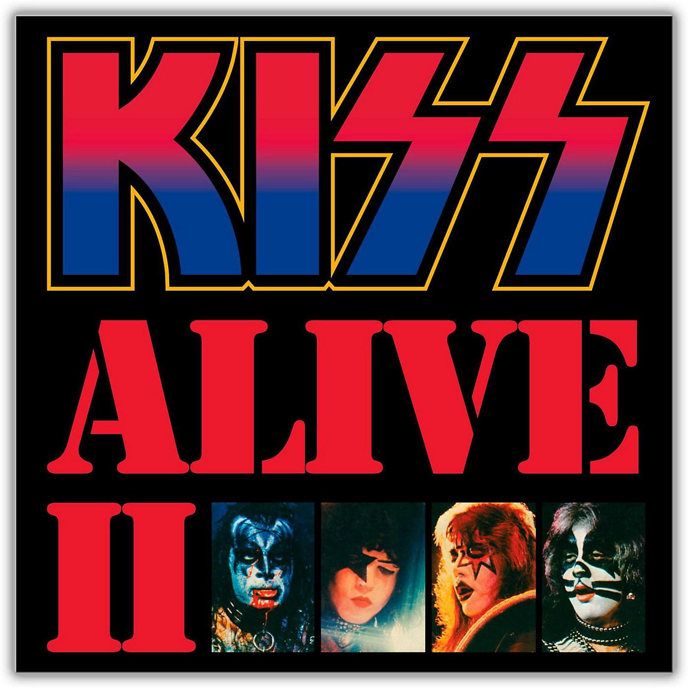 Universal Music Group Kiss - Alive II Vinyl LP thumbnail