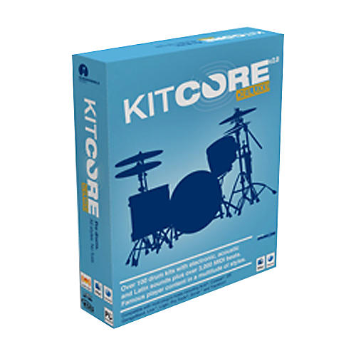 Submersible Music KitCore Deluxe 2 Drum Software-thumbnail