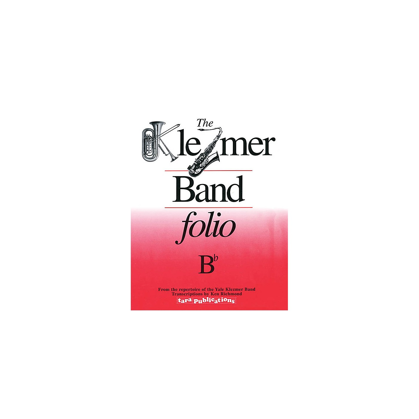 Tara Publications Klezmer Band B Folio Tara Books Series thumbnail
