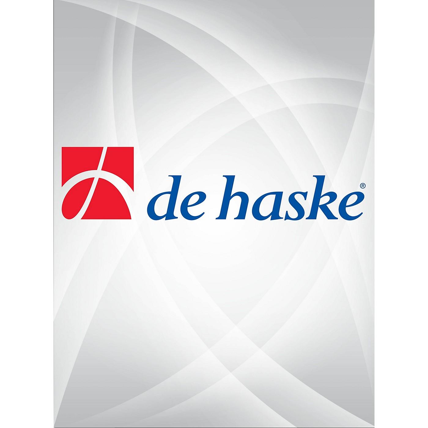 De Haske Music Klezmoresque (Music Box Variable Wind Quintet plus Percussion) Concert Band Level 4-5 by Roland Kernen thumbnail