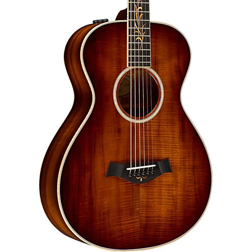 Taylor Koa Series K22e 12-Fret Grand Concert Limited Edition Acoustic-Electric Guitar-thumbnail