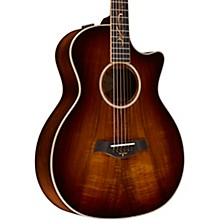Taylor Koa Series K24ce 12-Fret Grand Auditorium Limited Edition Acoustic-Electric Guitar