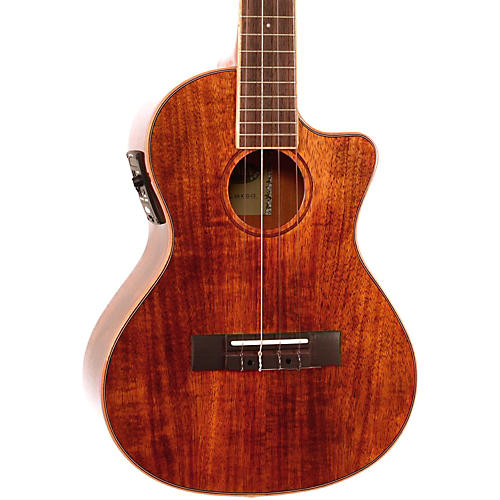 Kala Koa Tenor Cutaway Gloss Acoustic-Electric Ukulele thumbnail