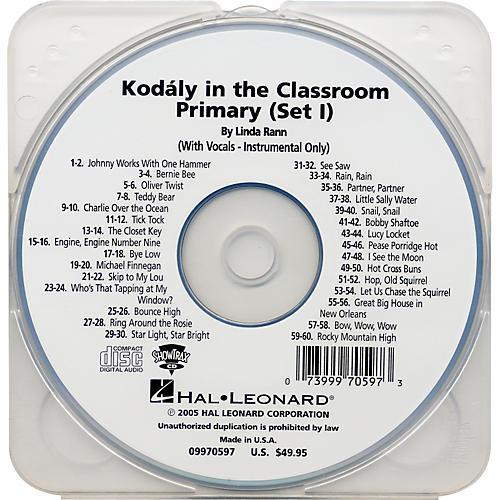 Hal Leonard Kodaly in the Classroom-thumbnail