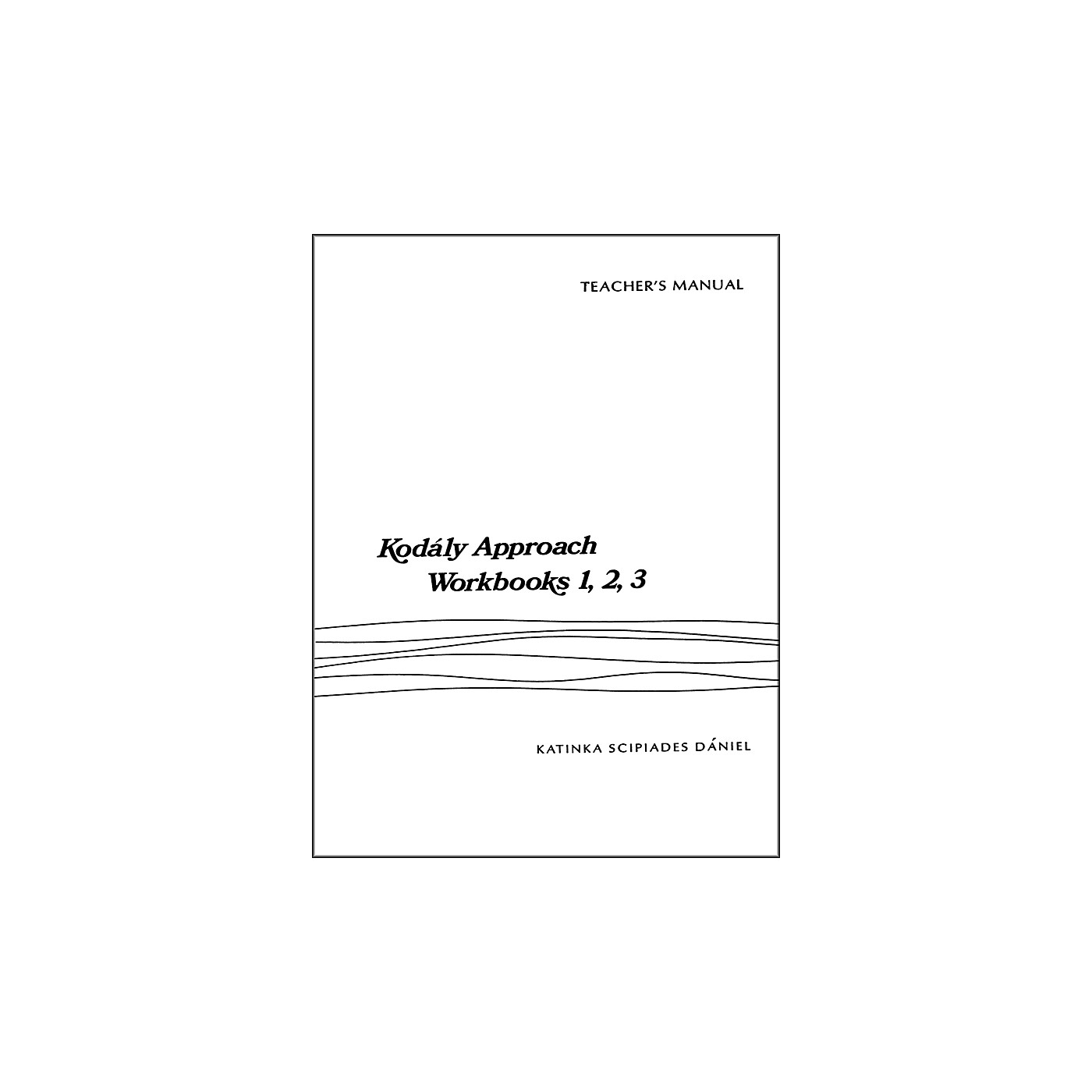 Alfred Kodely Approach Teachers Manual thumbnail