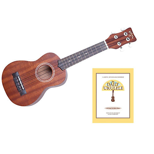 Hohner Kohala KOGS Soprano Ukulele and Songbook Kit thumbnail