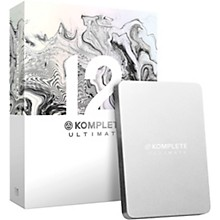 Native Instruments Komplete 12 Ultimate Collectors Edition Upgrade from Komplete 8-12