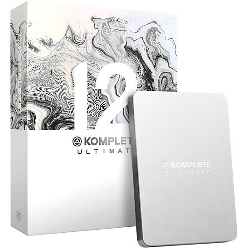 Native Instruments Komplete 12 Ultimate Collectors Edition Upgrade from Komplete 8-12 thumbnail