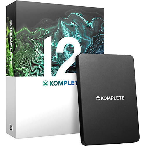 Native Instruments Komplete 12 Update thumbnail
