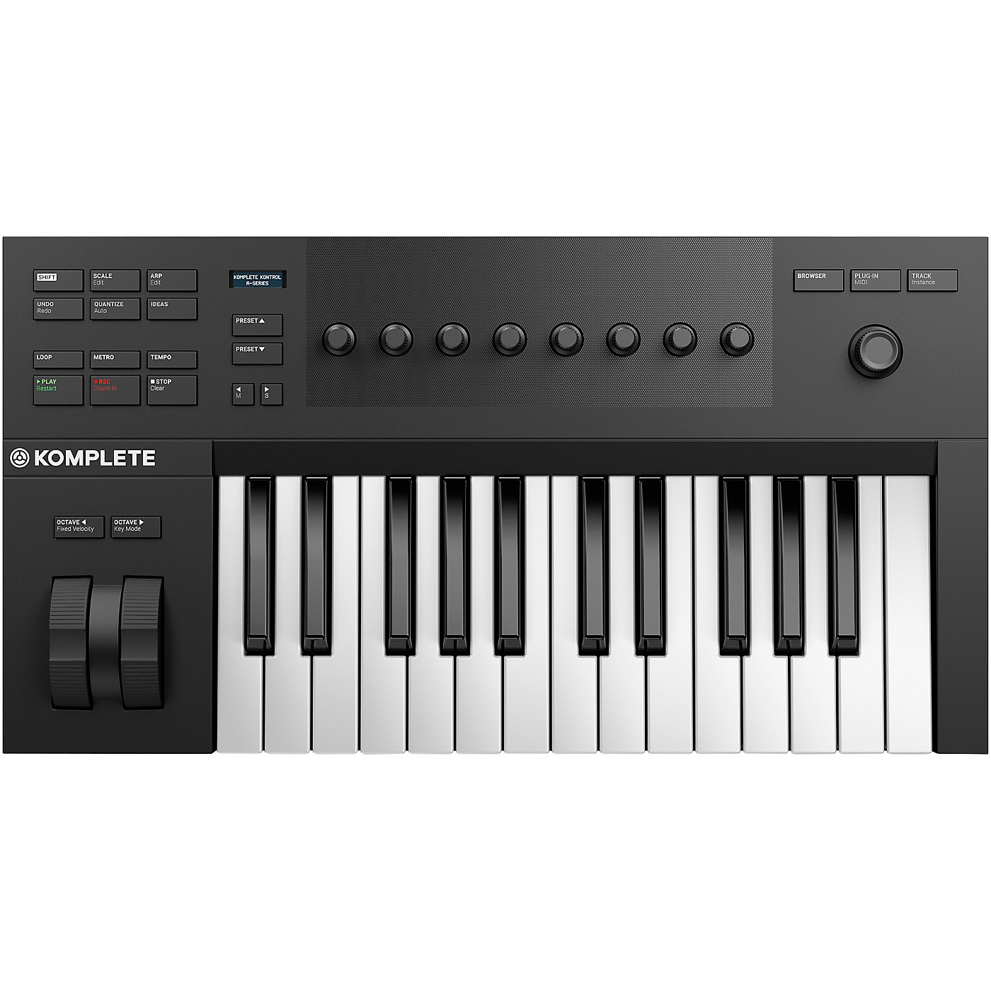 Native Instruments Komplete Kontrol A25 thumbnail
