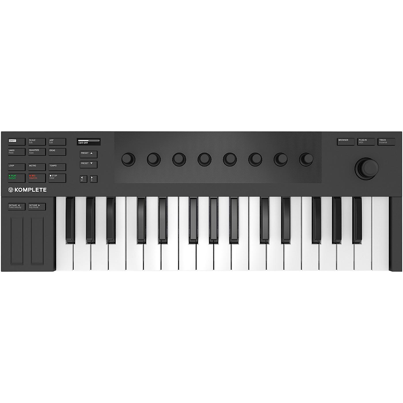 Native Instruments Komplete Kontrol M32 Compact Keyboard Controller thumbnail