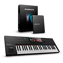 Native Instruments Komplete Kontrol S49 MK2 with KOMPLETE 11