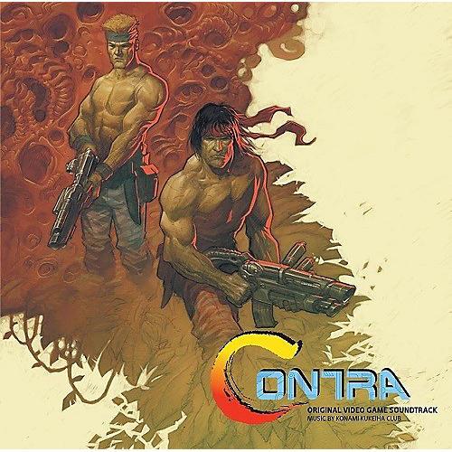 Alliance Konami Kukeiha Club - Contra (Original Video Game Soundtrack) thumbnail