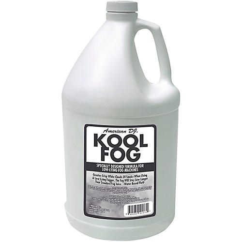 American DJ Kool Fog Low Lying, Water Based, Atmospheric Fog Juice thumbnail