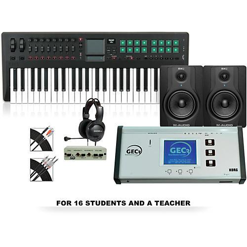 Korg Korg 49 Key Taktile Triton Keyboard Lab thumbnail