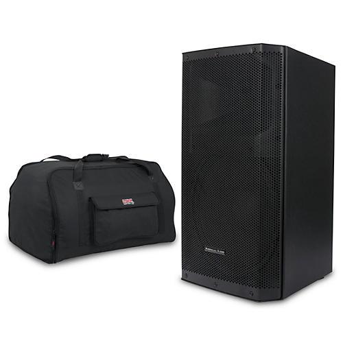 American Audio Kpow 15BT MK II 1,000W Powered Speaker with Tote thumbnail