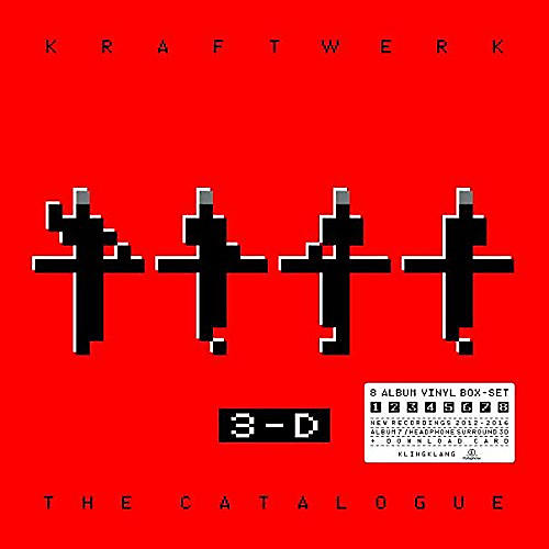 Alliance Kraftwerk - 3-D: The Catalogue thumbnail