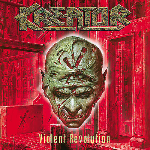 Alliance Kreator - Violent Revolution Re-release thumbnail