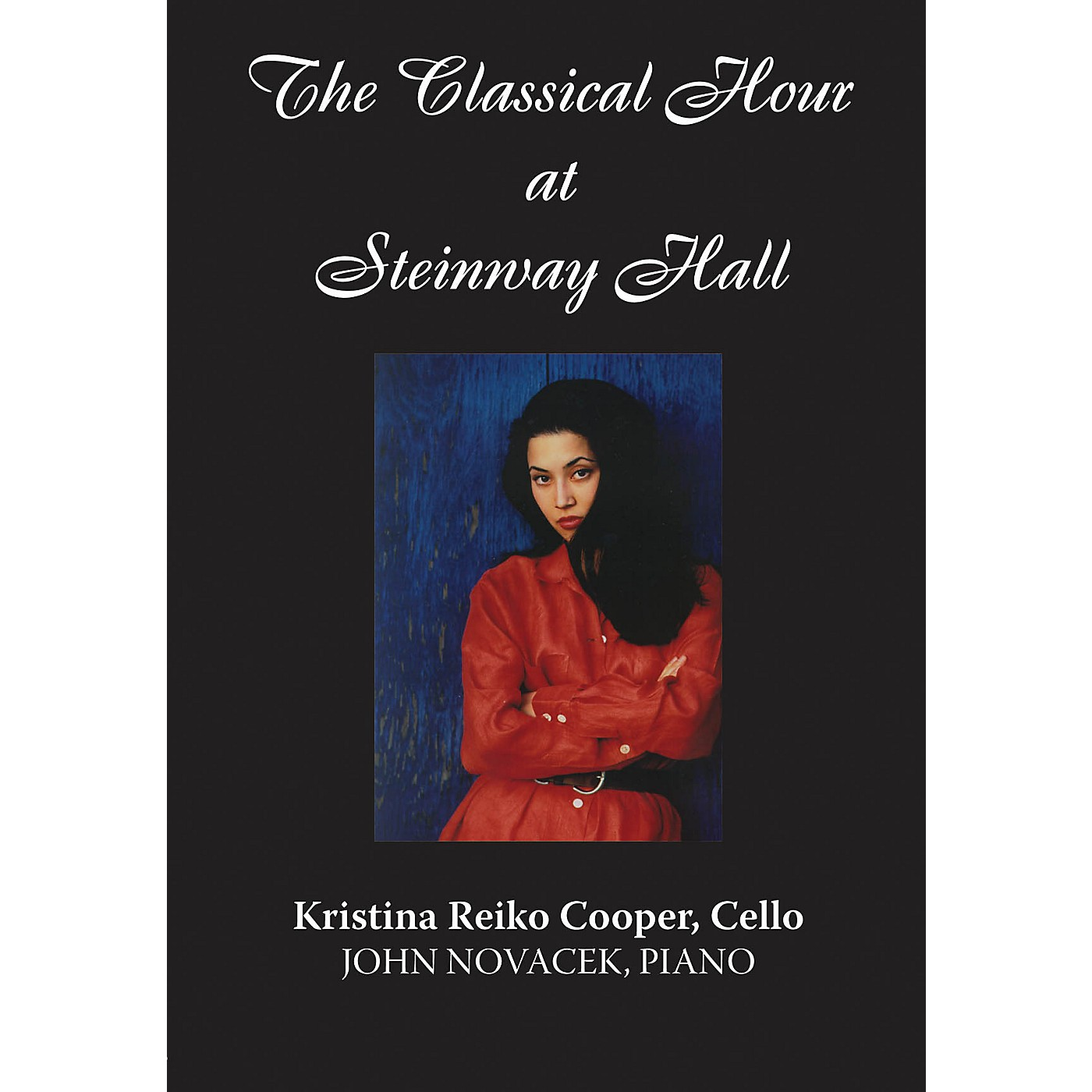 Amadeus Press Kristina Reiko Cooper (The Classical Hour at Steinway Hall) Amadeus Series DVD by Kristina Reiko Cooper thumbnail