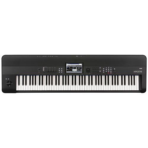 Korg Krome 88 Keyboard Workstation thumbnail