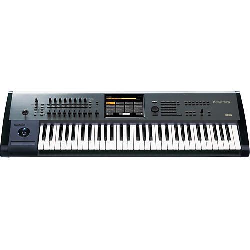 Korg Kronos 61 Keyboard Workstation thumbnail