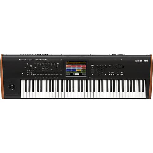 Korg Kronos 73-Key Synthesizer Workstation thumbnail