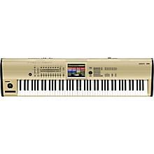 Korg Kronos 88-Key Music Workstation in Limited Edition Gold