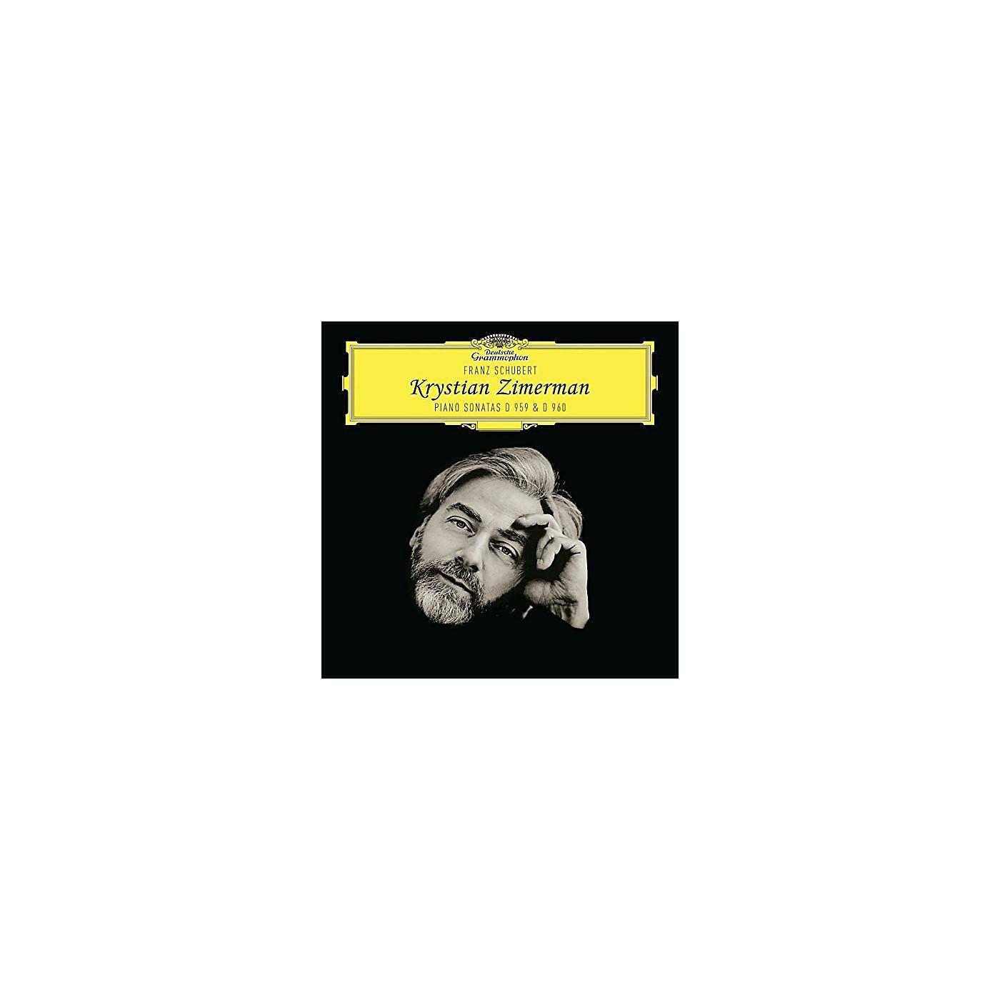 Alliance Krystian Zimerman - Schubert Piano Sonatas D959 & 960 thumbnail