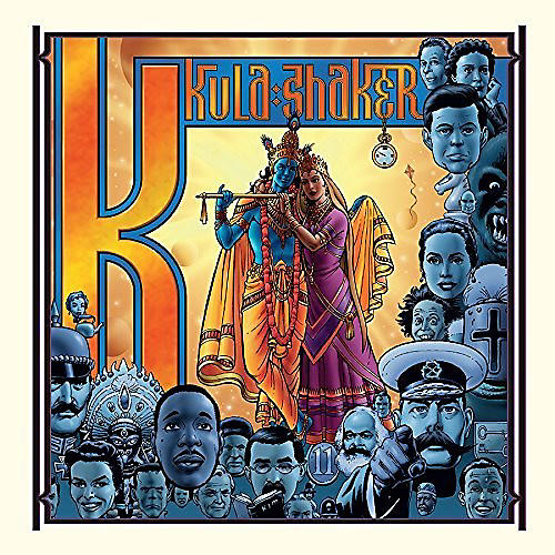 Alliance Kula Shaker - K: 20th Anniversary Edition thumbnail