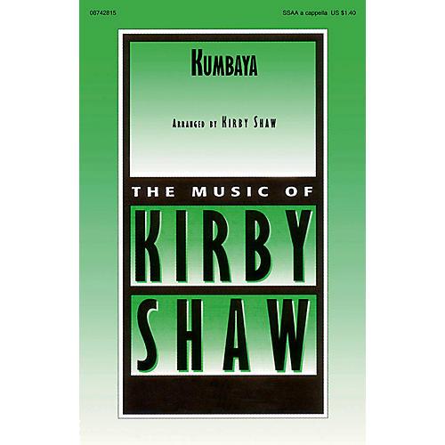 Hal Leonard Kumbaya SSAA A Cappella arranged by Kirby Shaw thumbnail